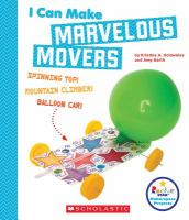 I Can Make Marvelous Movers