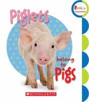 Piglets Belong to Pigs