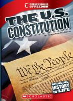 The U.S. Constitution/ by Michael Burgan