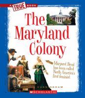 The Maryland Colony