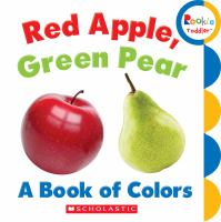 Red Apple, Green Pear