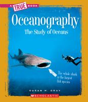 Oceanography the Study of Oceans
