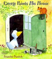 George Paints His House