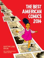 The Best American Comics 2014