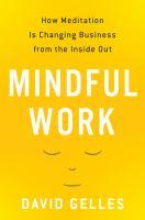 Image: Mindful Work