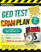 CliffsNotes GED Test Cram Plan