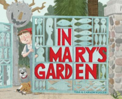 Cover image for In Mary's Garden