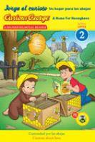 Jorge el curioso, un hogar para las abejas