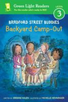 Bradford Street Buddies : Backyard Camp-out