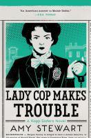 Lady Cop Makes Trouble