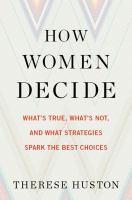How Women Decide
