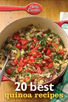 Betty Crocker 20 Best Quinoa Recipes