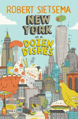 Cover image for New York in A Dozen Dishes