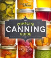 Complete Canning Guide