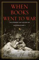 When Books Went to War