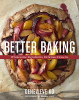 Better Baking