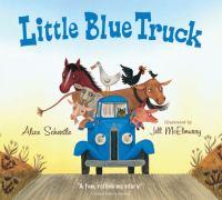 Little Blue Truck Storytelling Kit