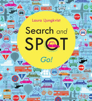 "Book Cover - Search and spot go! "" title=""View this item in the library catalogue"