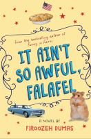 Cover of It Ain't So Awful, Falaf