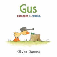 Gus Explores His World