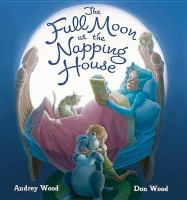 Image: The Full Moon at the Napping House