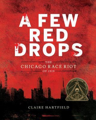 A Few Red Drops: The Chicago Race Riot of 1919(book-cover)