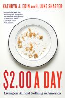 $2.00 A Day [GRPL Book Club]