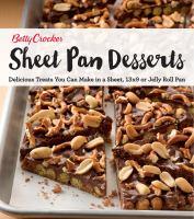Betty Crocker Sheet Pan Desserts