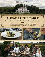Beekman 1802, A Seat at the Table