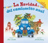 La Navidad del camioncito azul