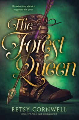 The Forest Queen(book-cover)