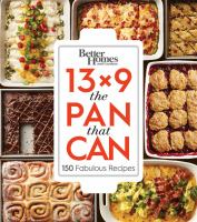 13 X 9, the Pan That Can