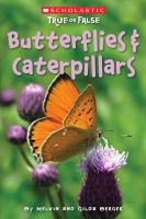 Butterflies & Caterpillars