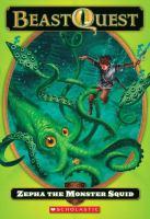 Zepha the Monster Squid
