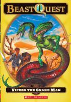 Vipero the Snake Man