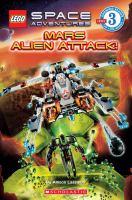 Mars Alien Attack!