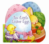 Ten Little Easter Eggs