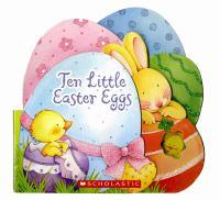 Ten Little Easter Eggs
