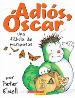 Adiós, Oscar