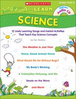 Sing Along and Learn Science