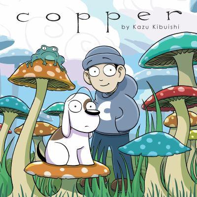 Copper cover