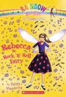 Rebecca the Rock 'n' Roll Fairy