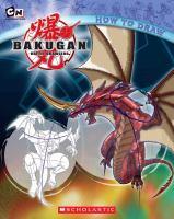 How to Draw Bakugan Battle Brawlers