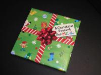 A Christmas Present for Me!