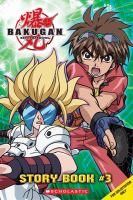Bakugan Battle Brawlers New Vestroia