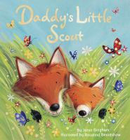 Daddy's Little Scout