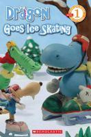 Dragon Goes Ice Skating