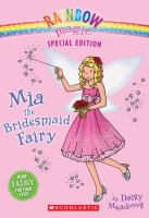 Mia the Bridesmaid Fairy