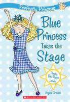Blue Princess Takes the Stage
