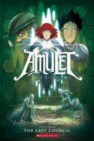 Last Council: Amulet #4
